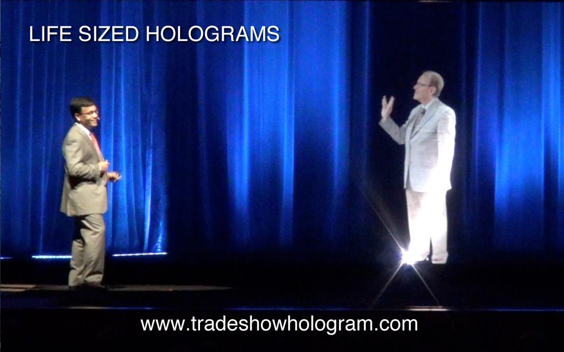 3D Hologram Telepresence